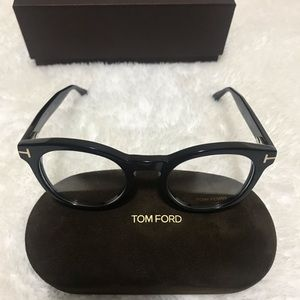 Tom Ford Eyeglass Frame + Case